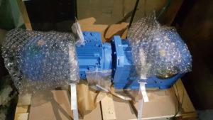 Cung cấp động cơ liền hộp giảm tốc SIEMENS/ FLENDER – ĐỨC cho ngành cầu trục
