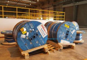 Cung cấp dây cáp thép hãng CASAR- ĐỨC cho ngành cảng biển