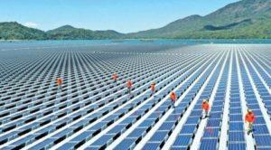 Dự án điện mặt trời hút vốn ngoại