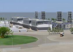 Tập đoàn Mỹ đầu tư nhà máy điện khí 5 tỷ USD